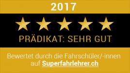 Superfahrlehrer Andreas Bühler